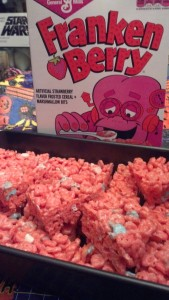 Frankenberry treats