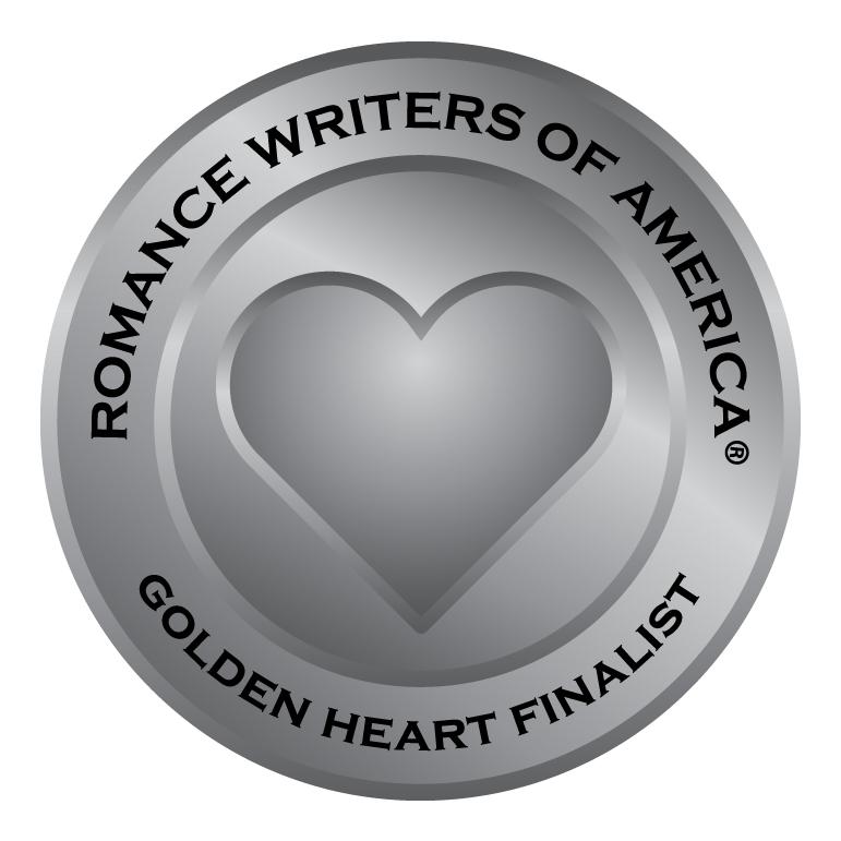 Golden Heart Finalist Seal